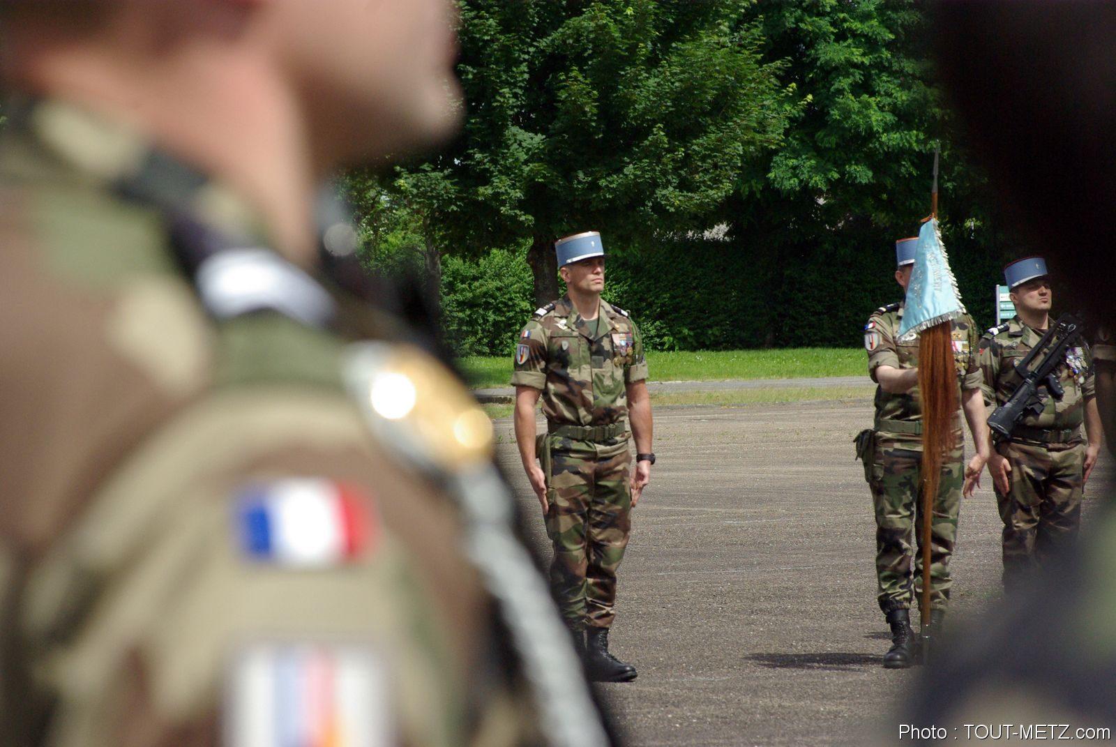 Metz : un 6ème escadron créé pour accueillir 120 nouveaux militaires