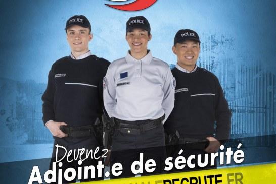 La Police nationale recrute : des postes à pourvoir en Moselle