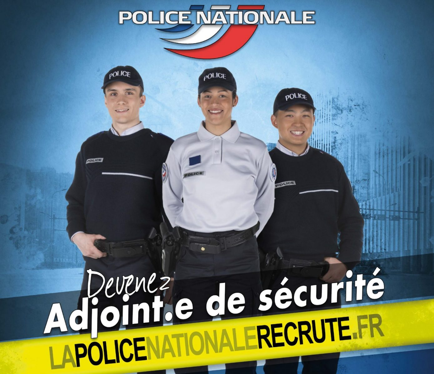 la police nationale recrute en moselle