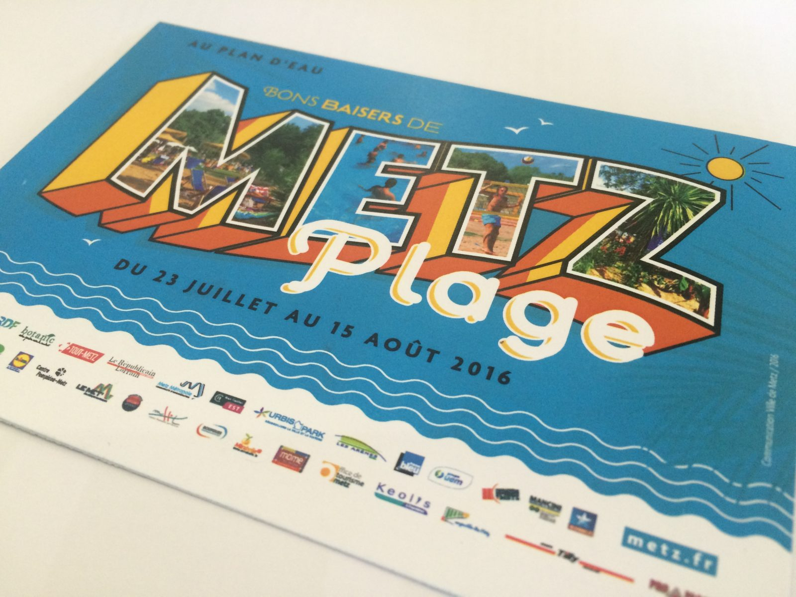 Photo of Metz Plage 2017 : la ville attend vos propositions d'animations