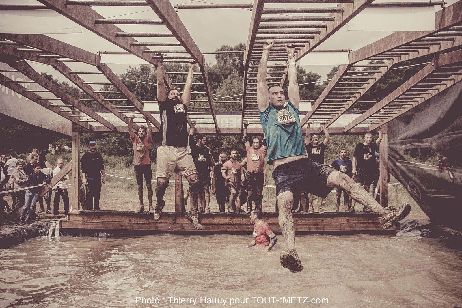 Photos du Mud Day 2016 à Amnéville
