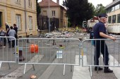 Le camp de Metz Blida démantelé ce matin : une centaine de réfugiés relogés