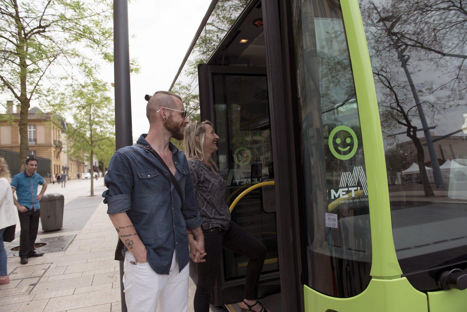 Photo of Metz Métropole : du changement sur les bus Proxis et Navettes dès le 1er avril