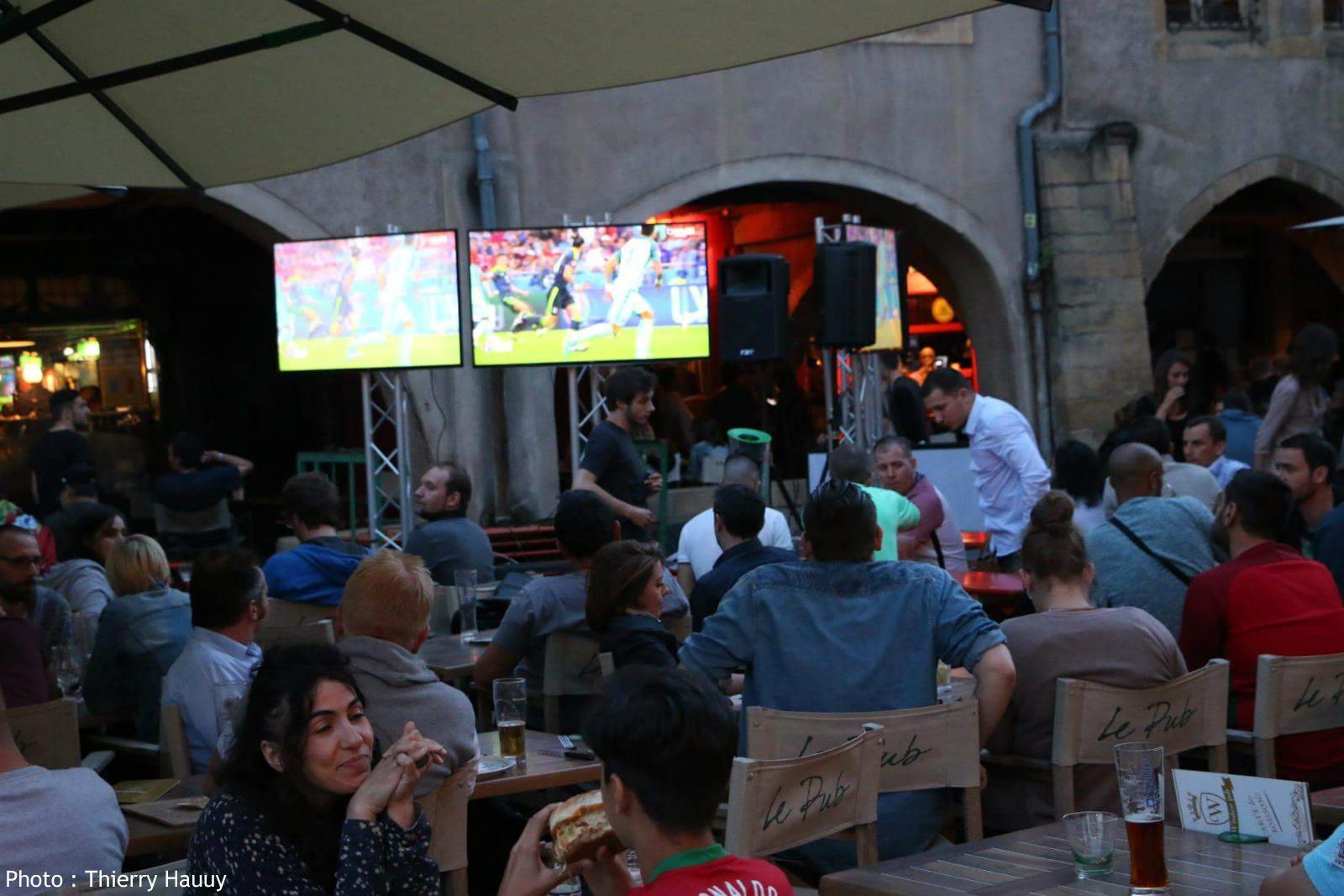 Où voir le match France – Allemagne jeudi soir à Metz ?