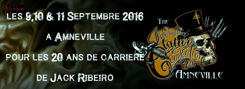 Amnéville : les meilleurs tatoueurs présents à l'International Tattoo Convention
