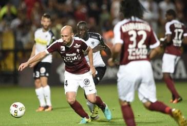 Ligue 1 : le FC Metz confirme à domicile face à Angers