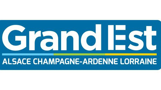 Nouveau logo de la région Grand Est