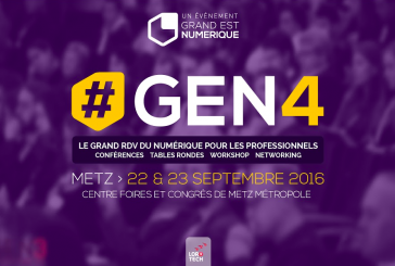 #GEN4, c'est la semaine prochaine. Pourquoi aucun professionnel ne devrait manquer cet événement ?