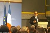 François Hollande à Uckange : entre coup de comm', et espoir d'un avenir meilleur