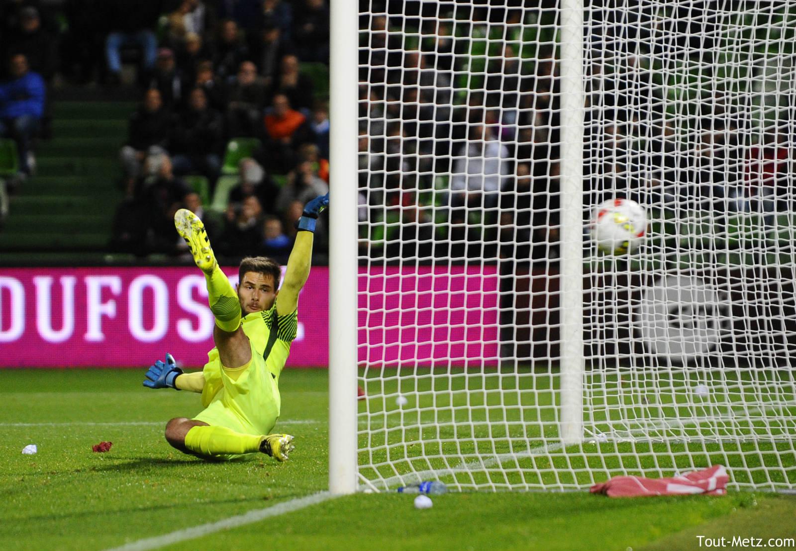 FC Metz / AS Monaco : soirée pourrie à St Symphorien