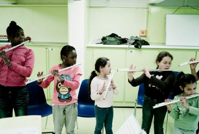 Démos à Metz : des cours de musique classique offerts aux enfants des quartiers populaires