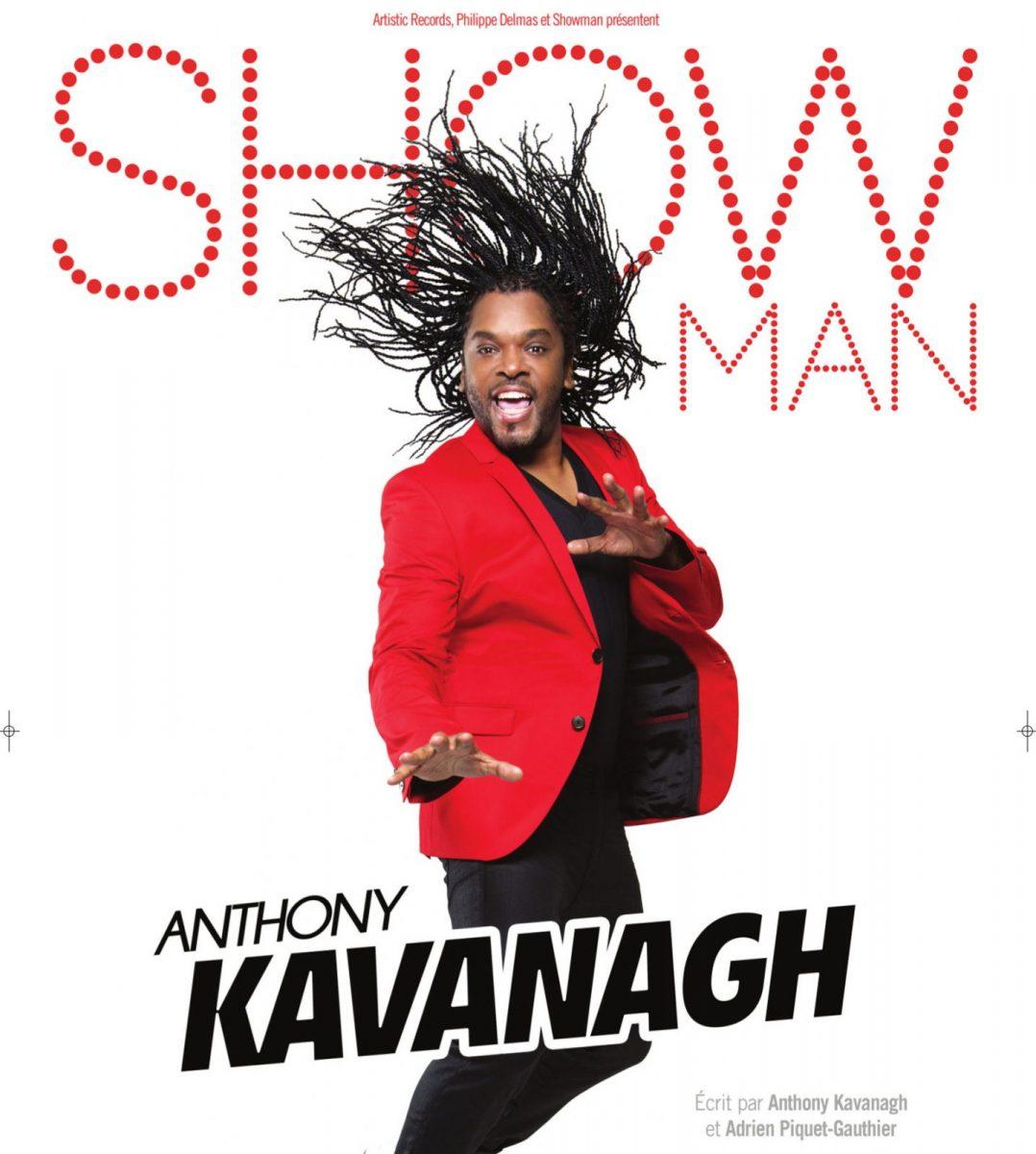 Anthony Kavanagh au Seven Casino d'Amnéville : gagnez vos places