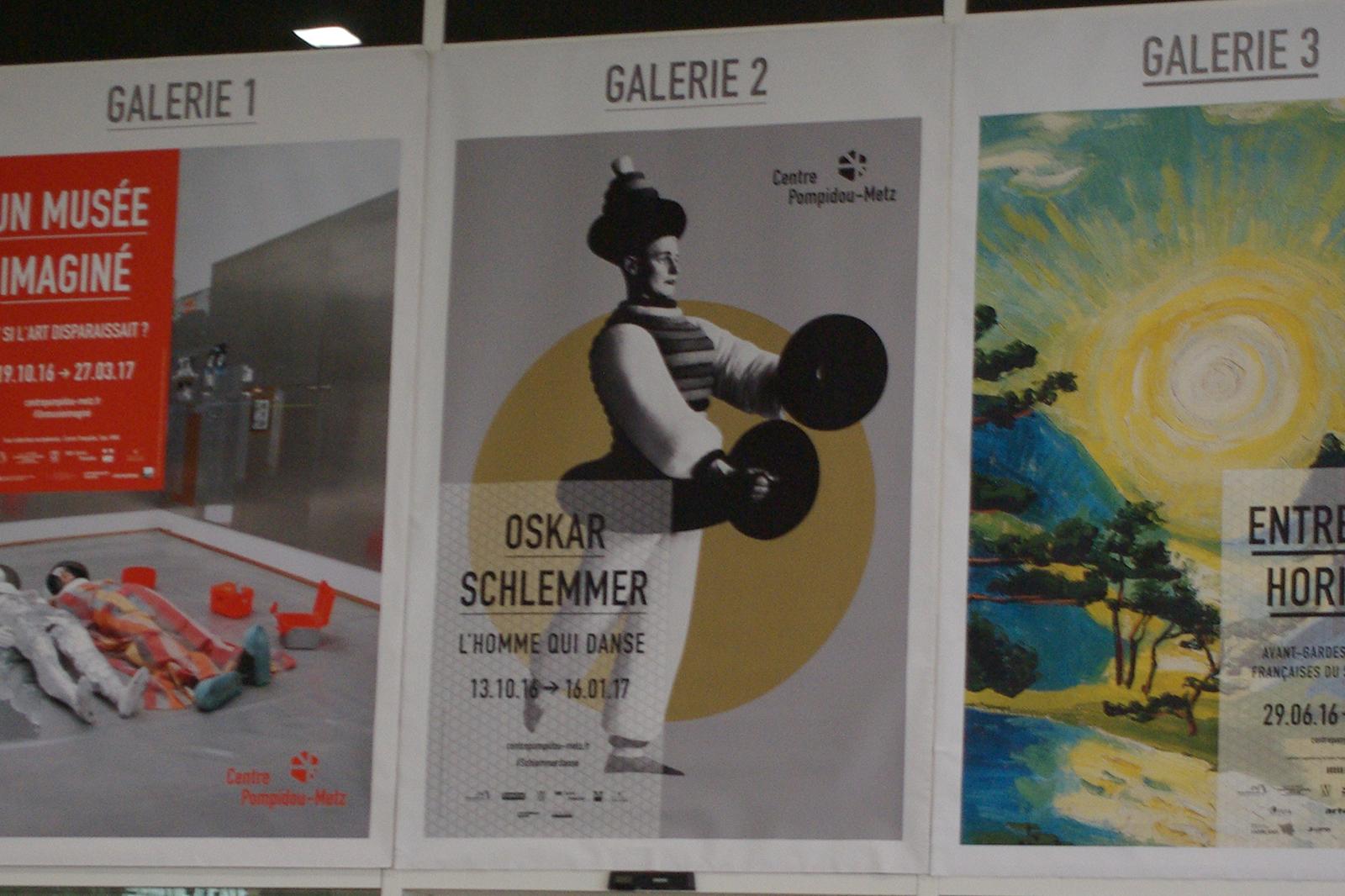 Photo of Le Centre Pompidou-Metz accueille l'exposition la plus complète sur Oskar Schlemmer