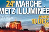La Marche Metz illuminée aura lieu en 2016