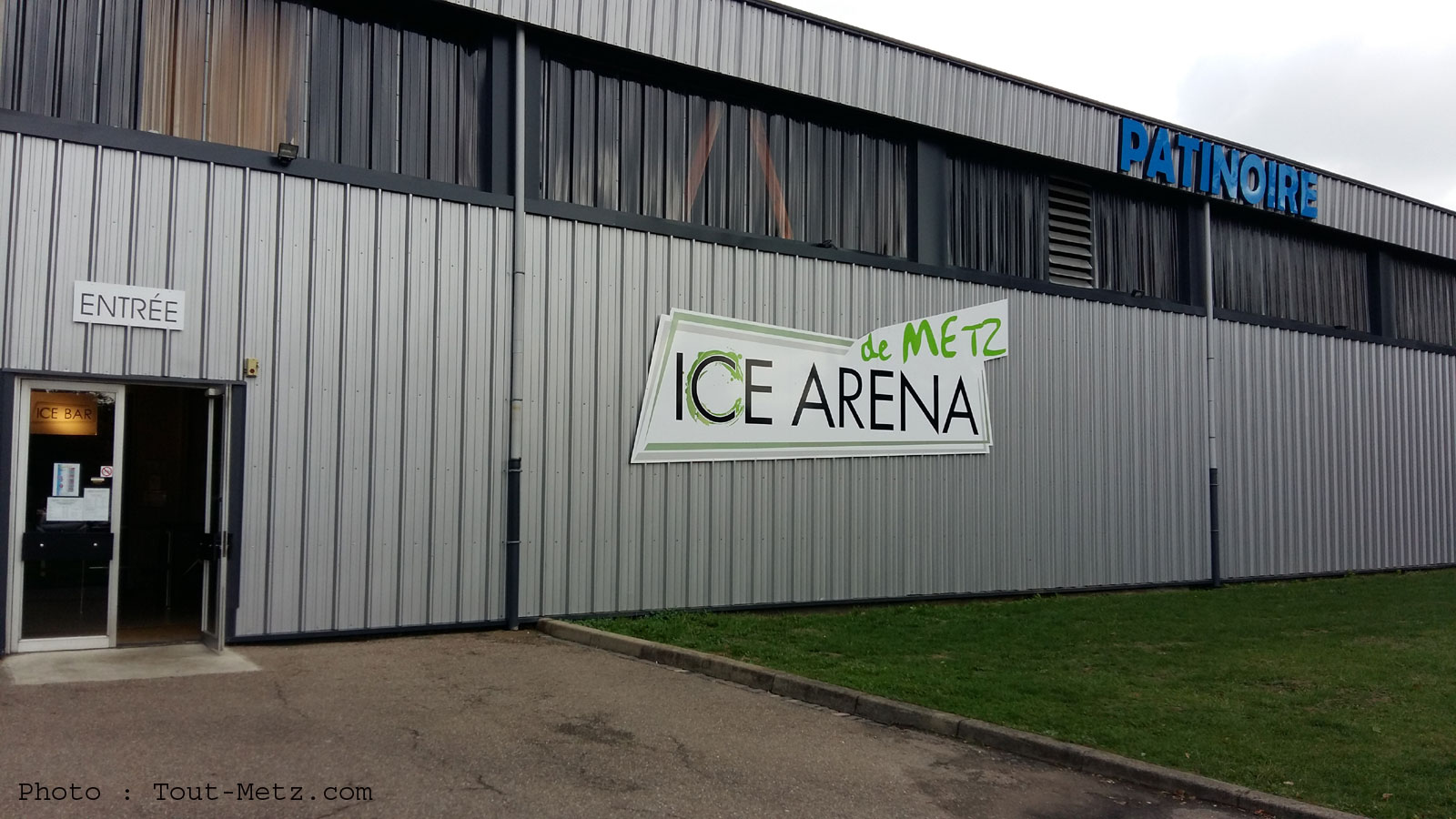Photo of La patinoire de Metz attaque une nouvelle saison riche en animations