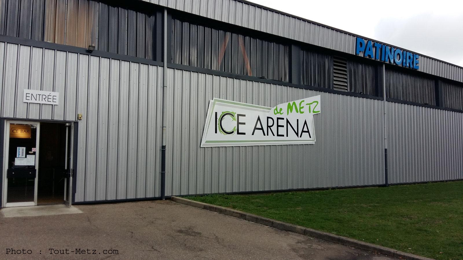 La patinoire de Metz attaque une nouvelle saison riche en animations