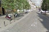 Metz : une valise suspecte place Saint Martin