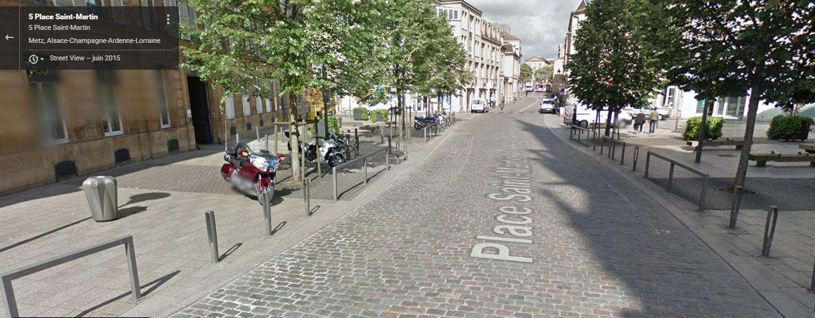 Photo of Metz : une valise suspecte place Saint Martin
