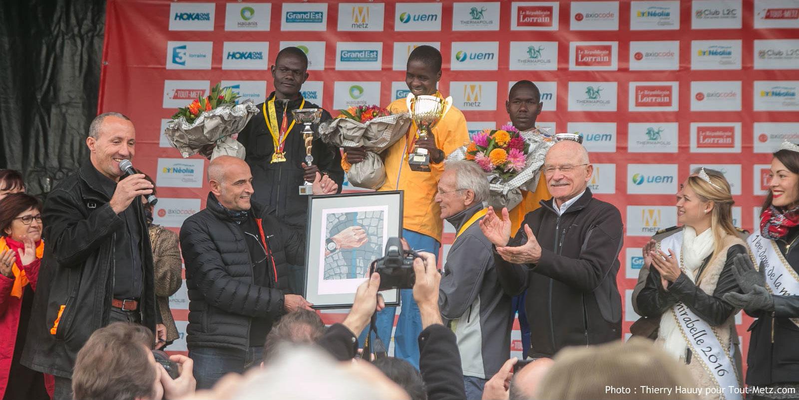 Photo of De nouveaux records pour le Marathon Metz Mirabelle 2016