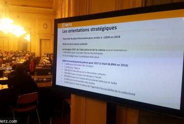 Débat d'orientation budgétaire à Metz : des économies pas si faciles à trouver