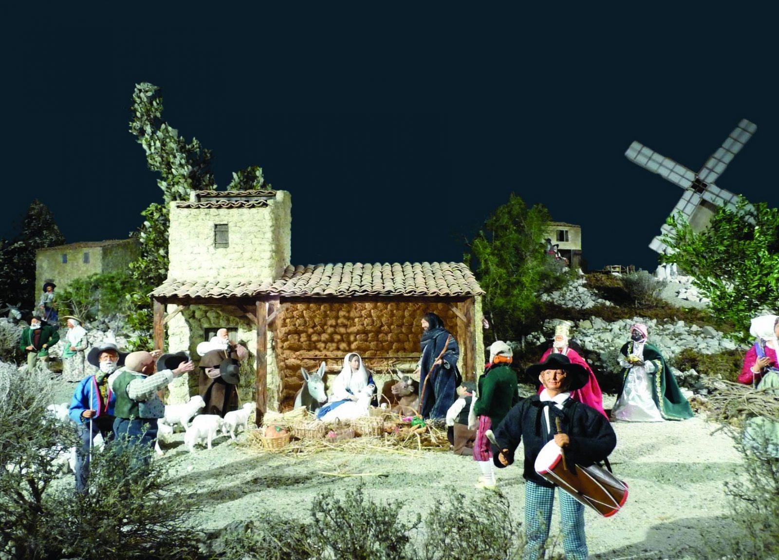 Metz : une exposition de 300 santons qui fait appel aux sens