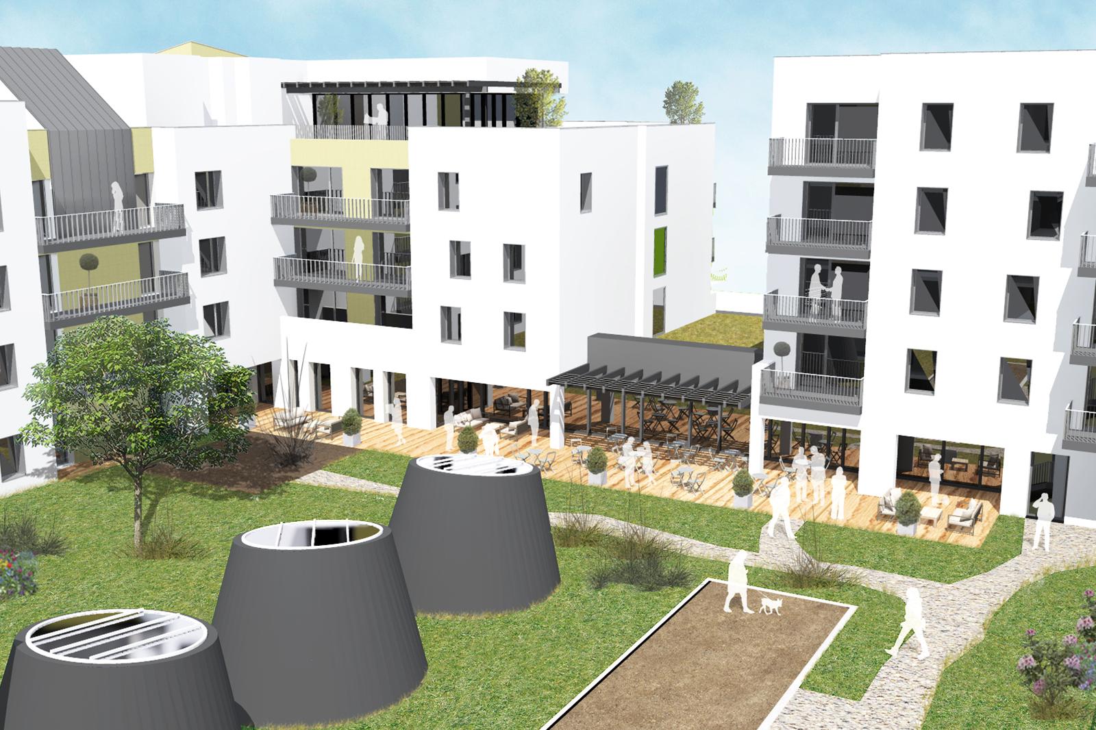 Metz : une résidence seniors avec piscine et services «à la carte»