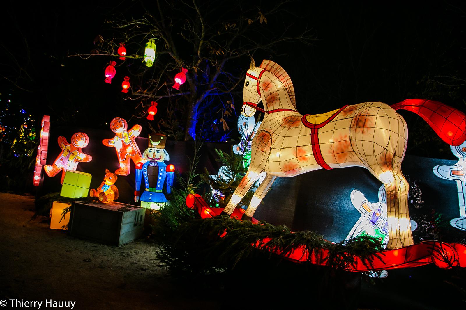 Photos : le Sentier des lanternes de Metz est ouvert