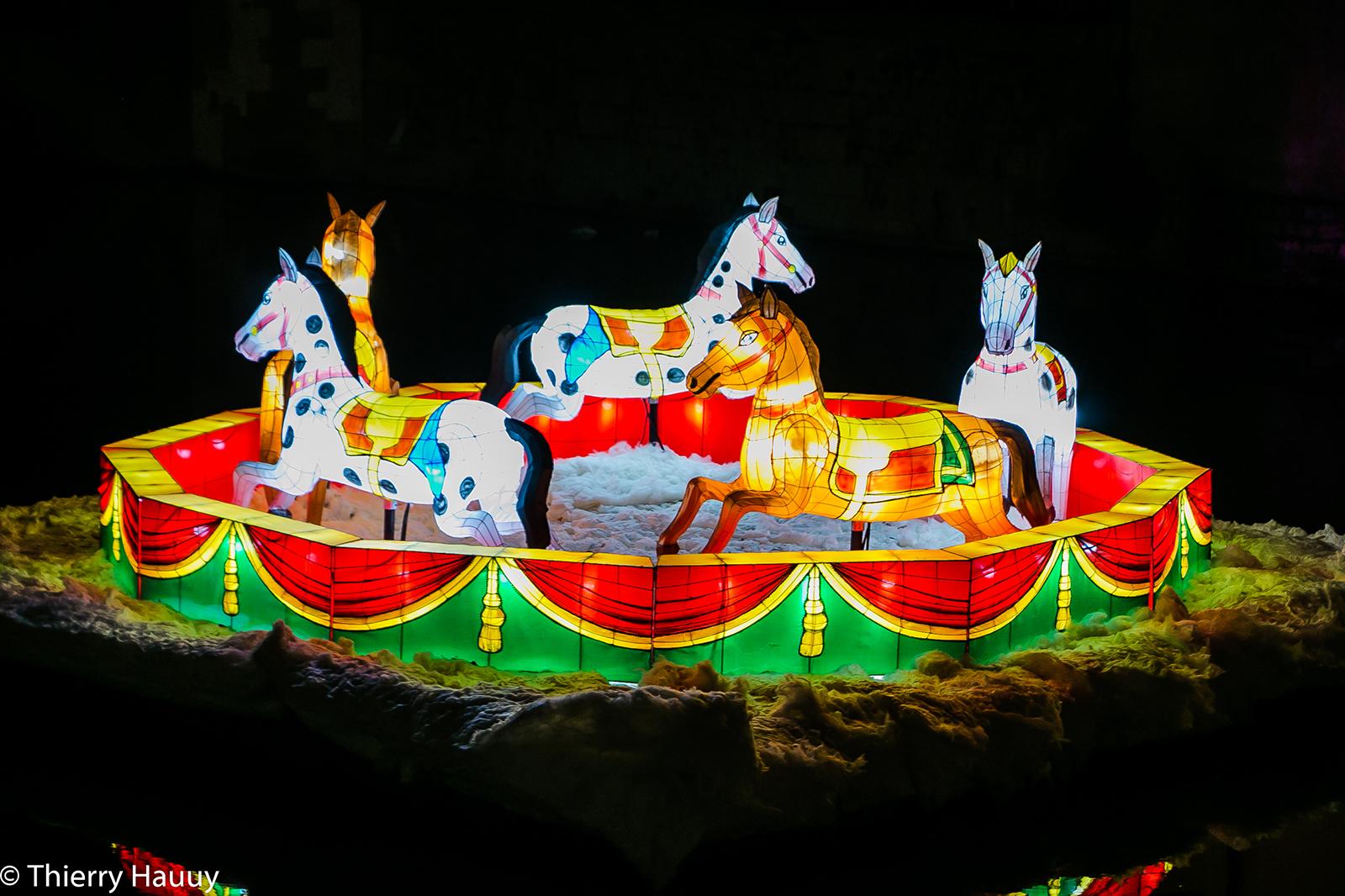 Plus que quelques jours pour profiter de la magie du Sentier des Lanternes à Metz