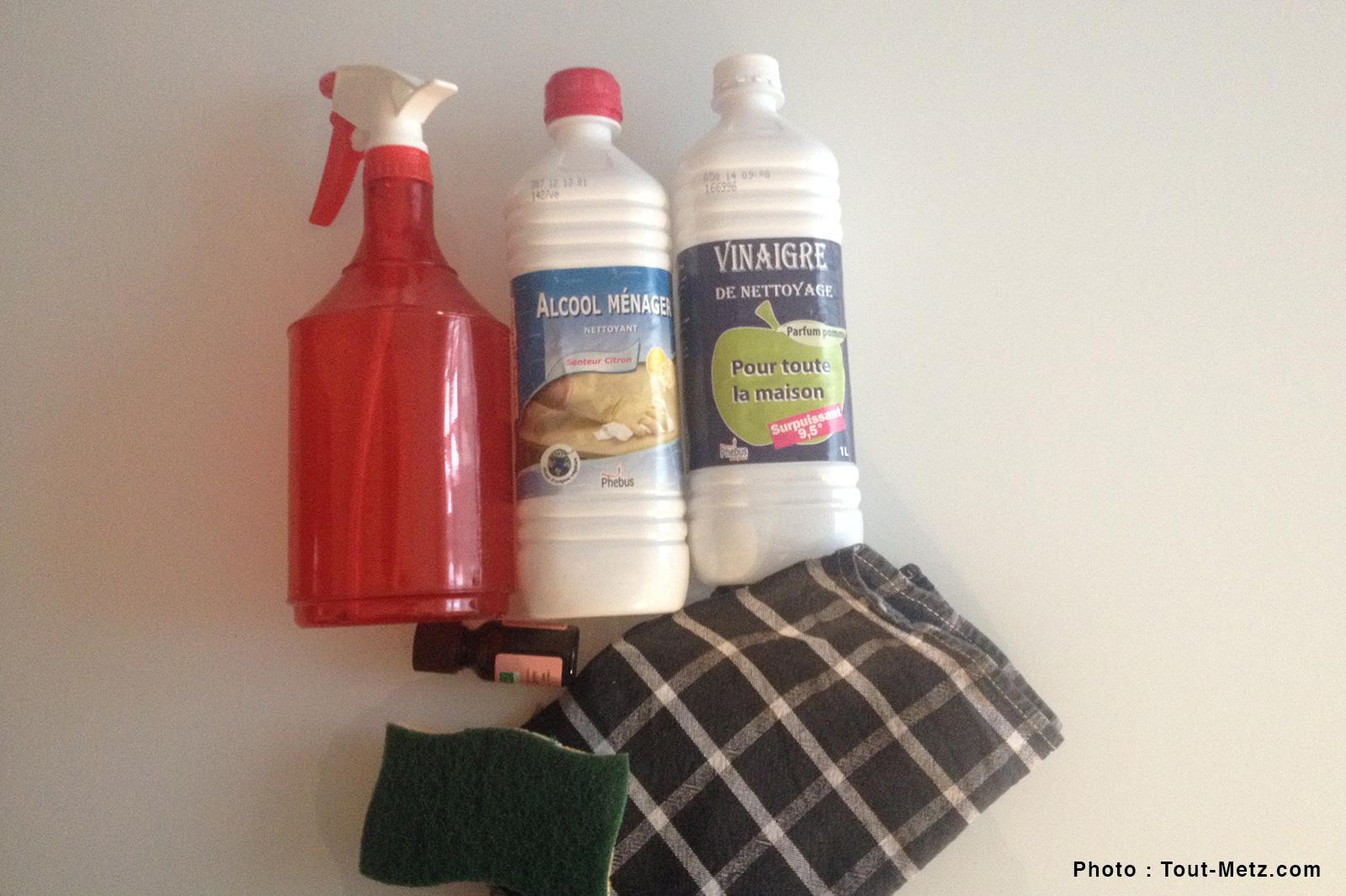 Atelier à Montigny : exit les produits chimiques, fabriquez vous-même vos produits ménagers