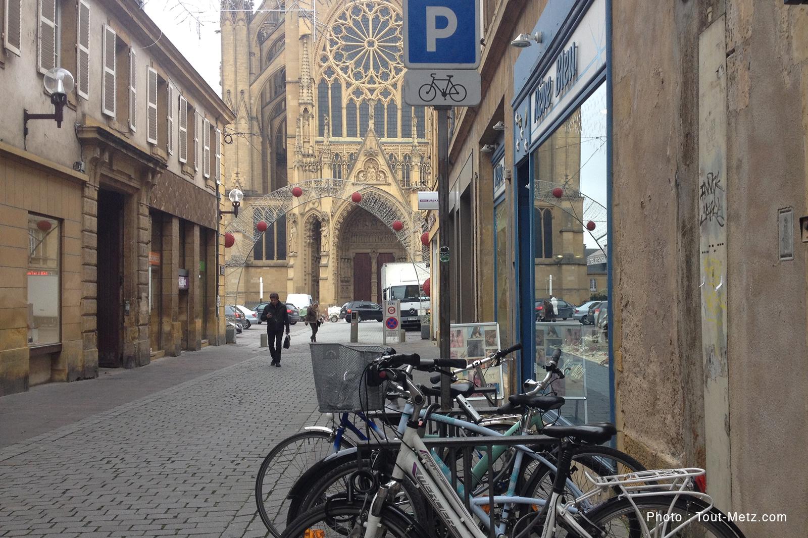 Enquête vélo à Metz : plus de 1000 personnes ont déjà donné leur avis. Et vous ?