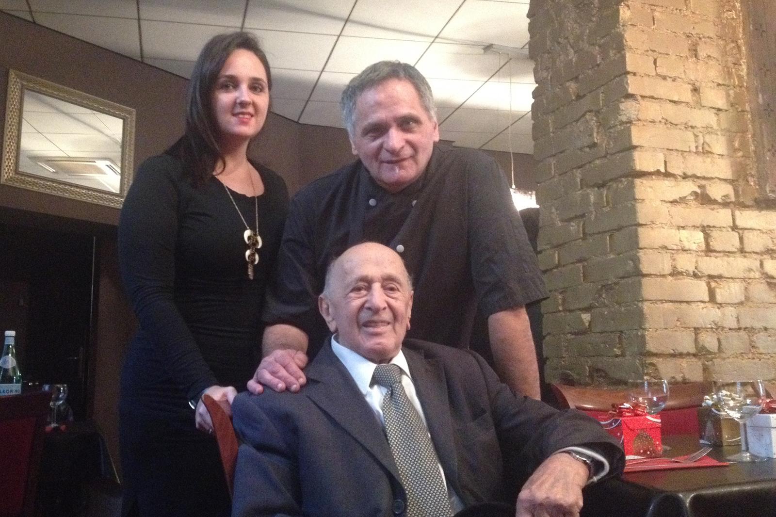 Solidarité : un restaurateur à Metz offre des repas aux personnes âgées