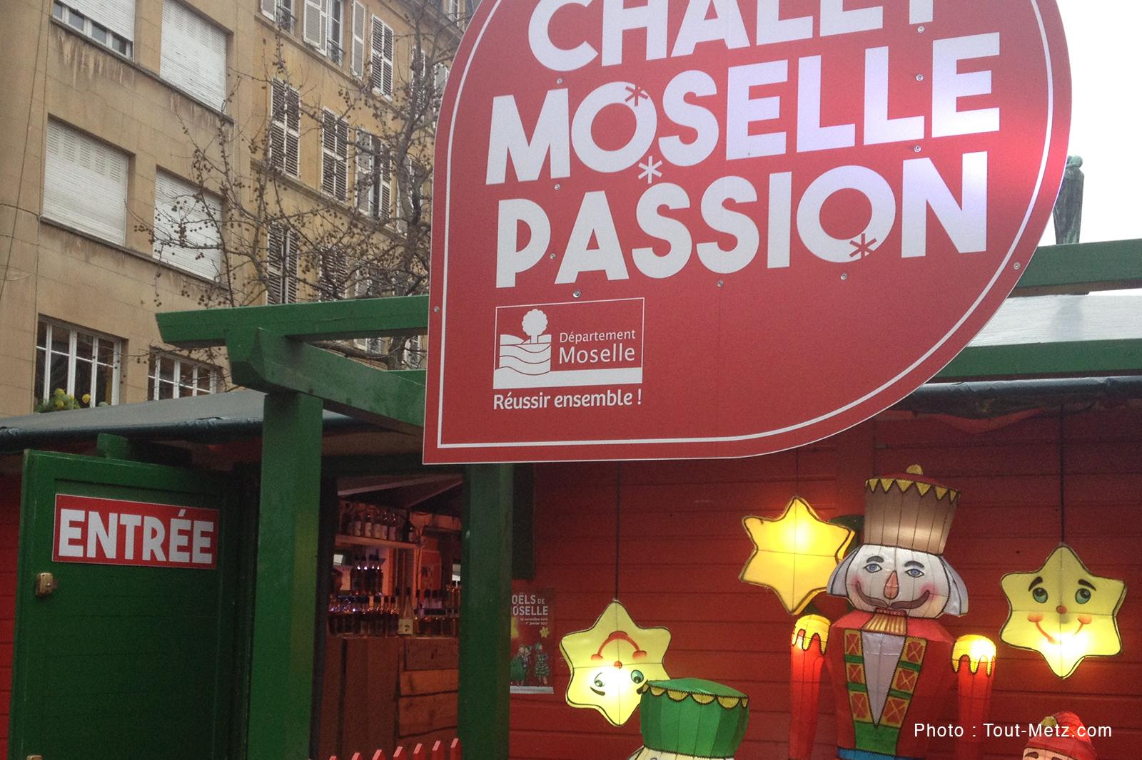Metz : faites un tour au Chalet Moselle Passion pour des idées de cadeaux de Noël 100% mosellans