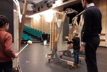 Metz : un atelier VEME pour enfants malvoyants et «rendre la musique accessible à tous»