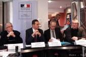 Dispositif de sécurité pour le Mondial de Handball à Metz : plus de 70 agents mobilisés