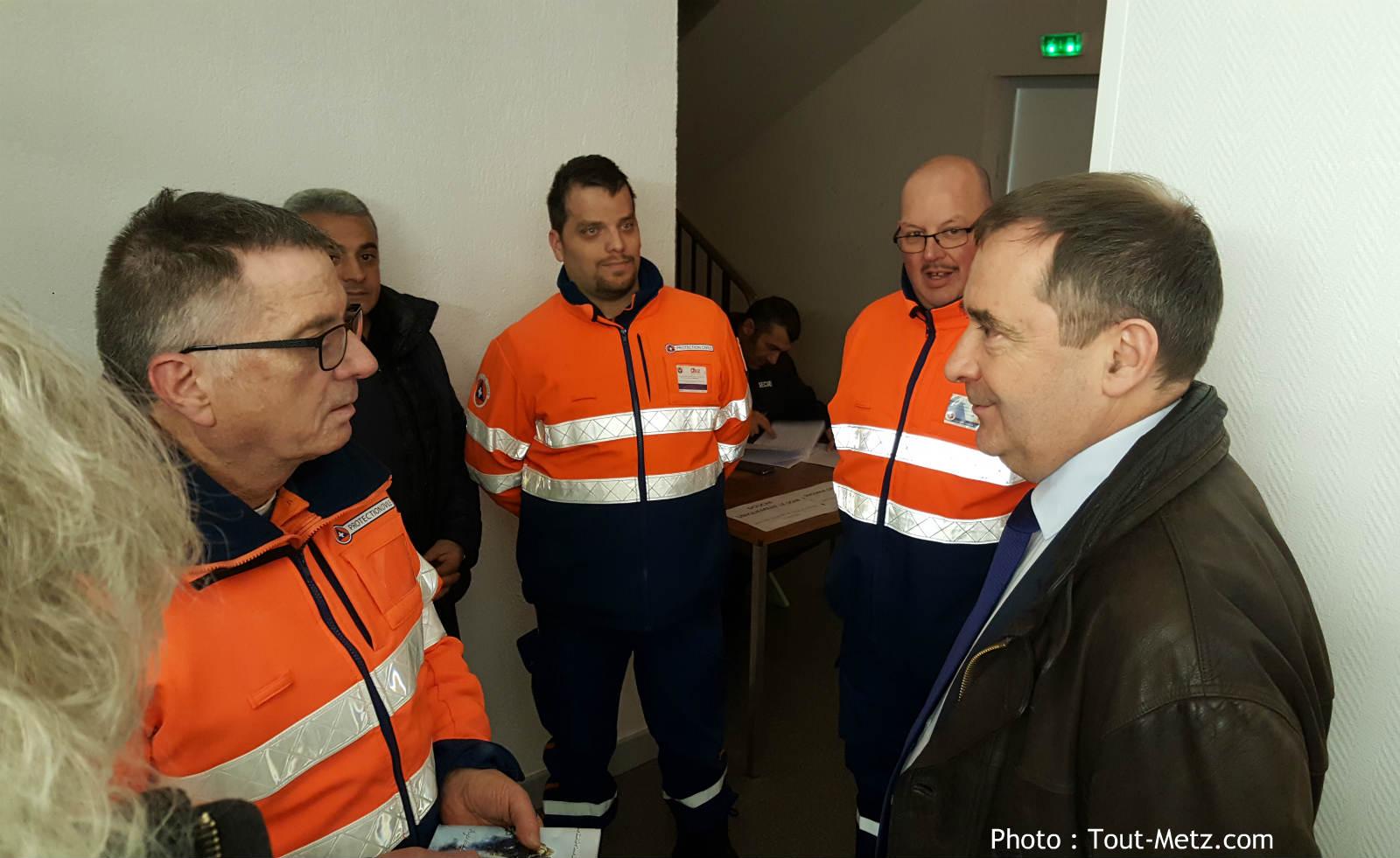 Plan grand froid : un accueil de nuit ouvert à Montigny-les-Metz