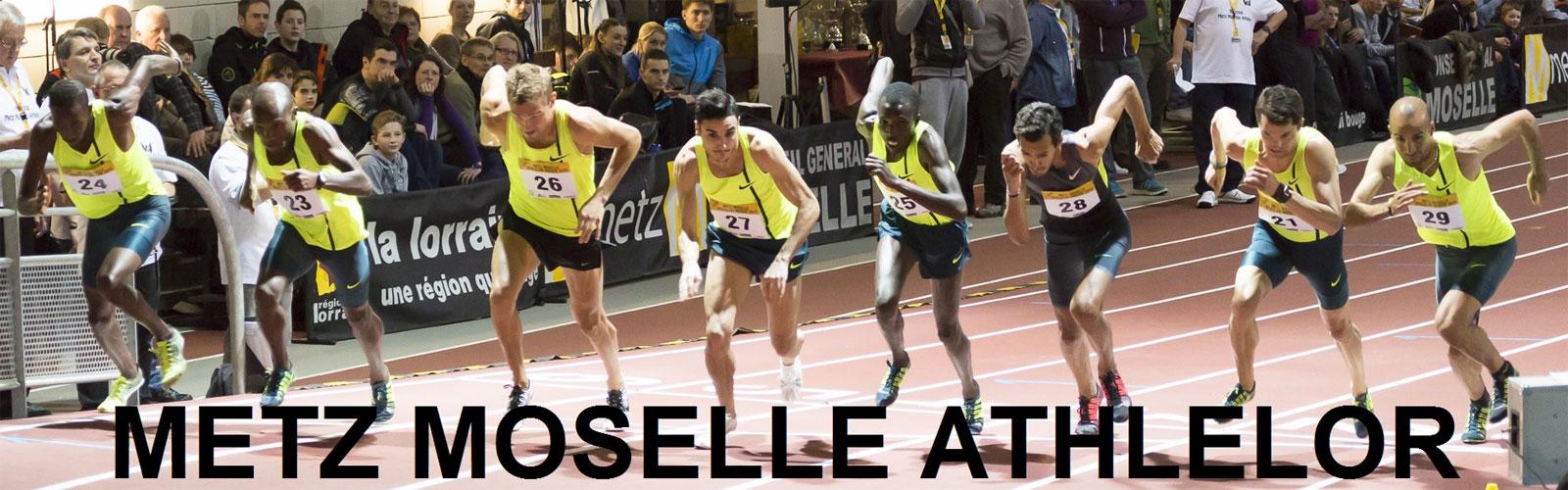 Athlélor à Metz : le rendez-vous des fans d'athlétisme