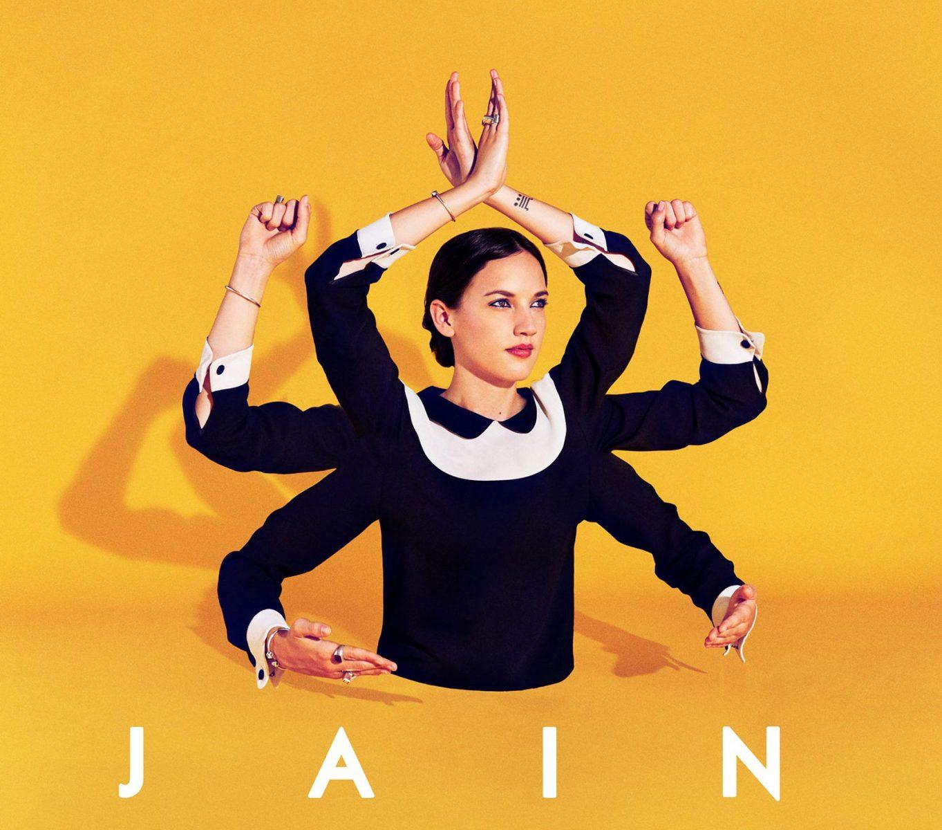 Jain en concert à Amnéville