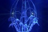 Le cirque Gruss présente «Quintessence» à Metz