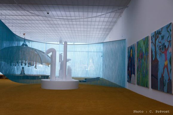 Exposition jardin infini au centre pompidou metz 2017 for Jardin fabert metz
