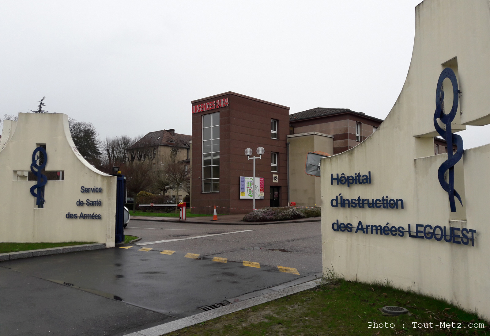 Photo of Metz : l'union sacrée pour le maintien de l'hôpital Legouest
