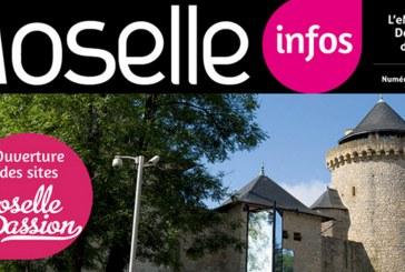 Le Magazine Moselle Infos vient de sortir en version numérique