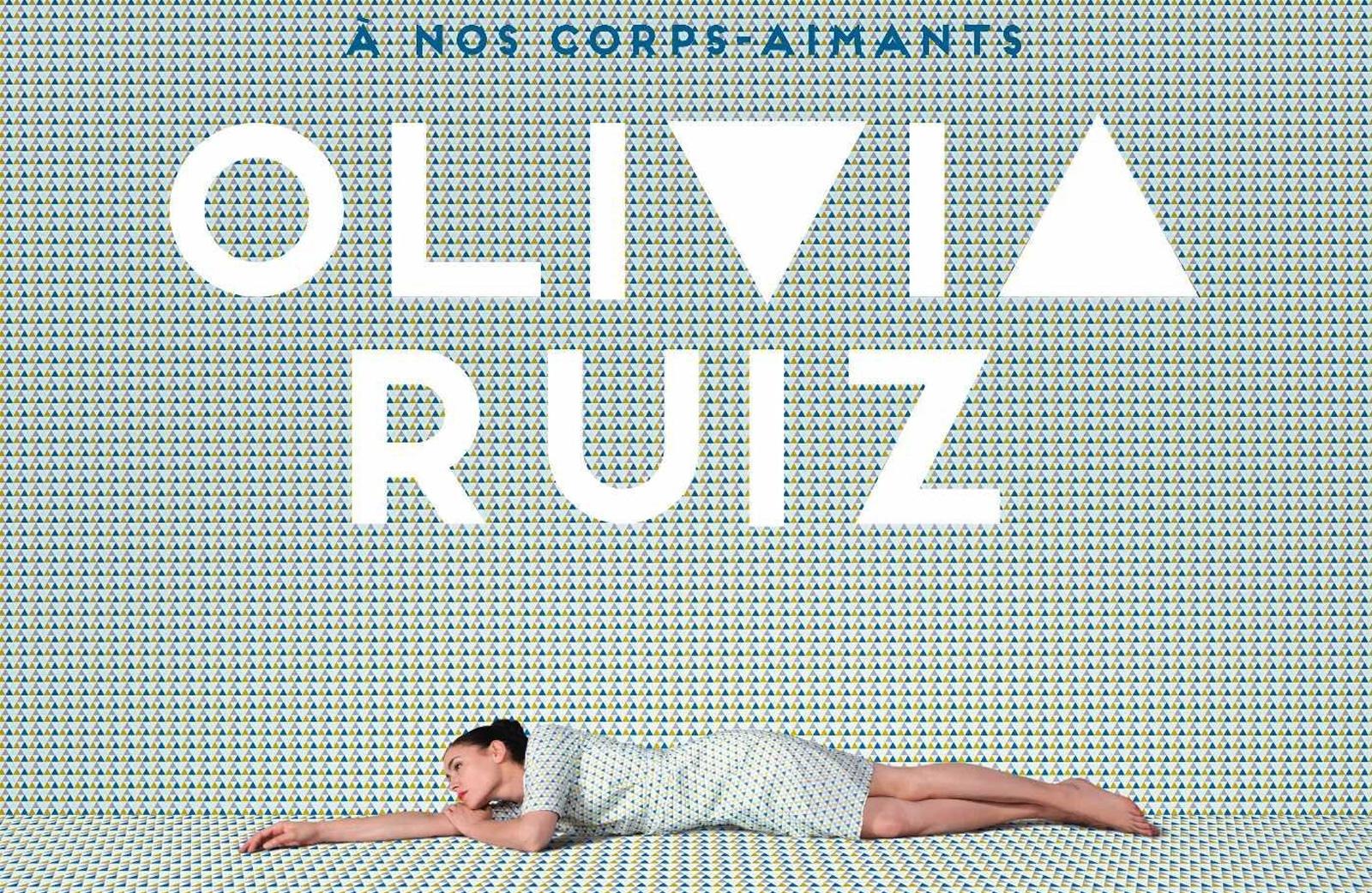 Olivia Ruiz en concert à Saint-Avold