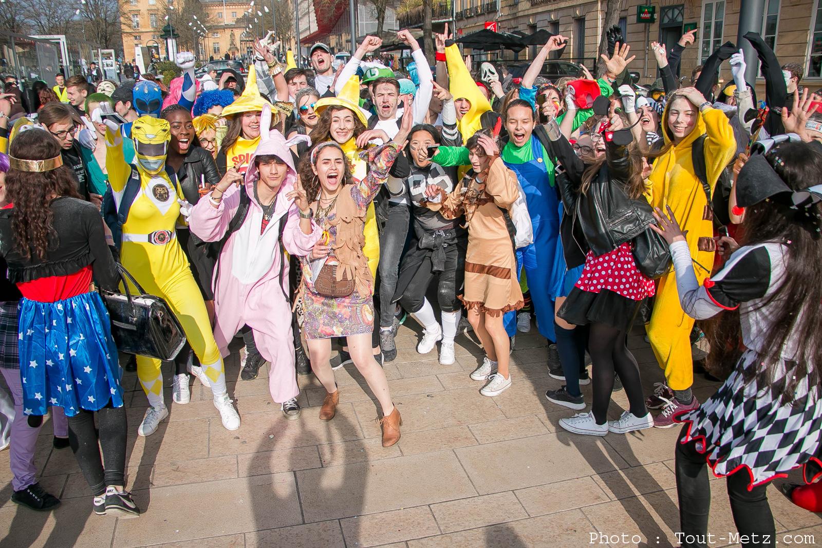 Photos du Percent à Metz : ils étaient 5 000 !