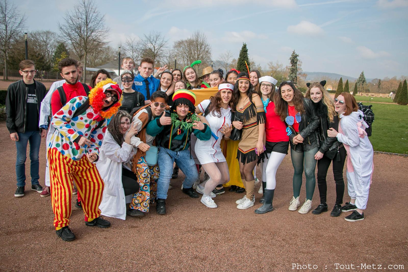 Photo of Percent à Metz : 4 000 à 5 000 étudiants attendus