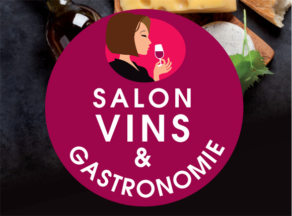 Photo de Salon Vins et Gastronomie à Metz : produits bio et locaux mis en avant