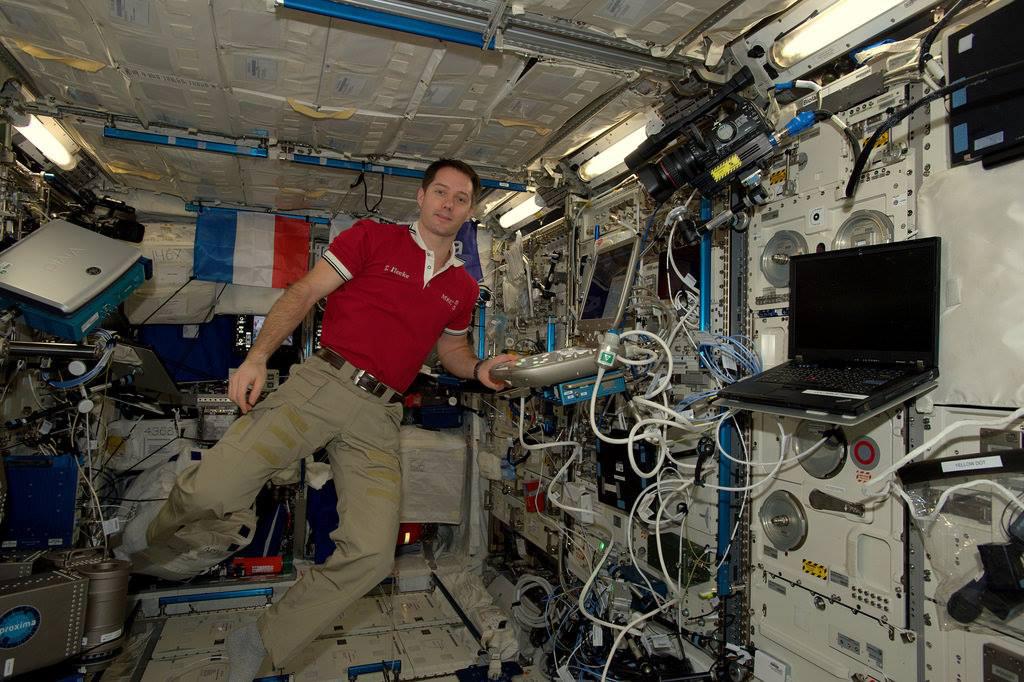 Thionville : des lycéens en contact live avec l'astronaute Thomas Pesquet