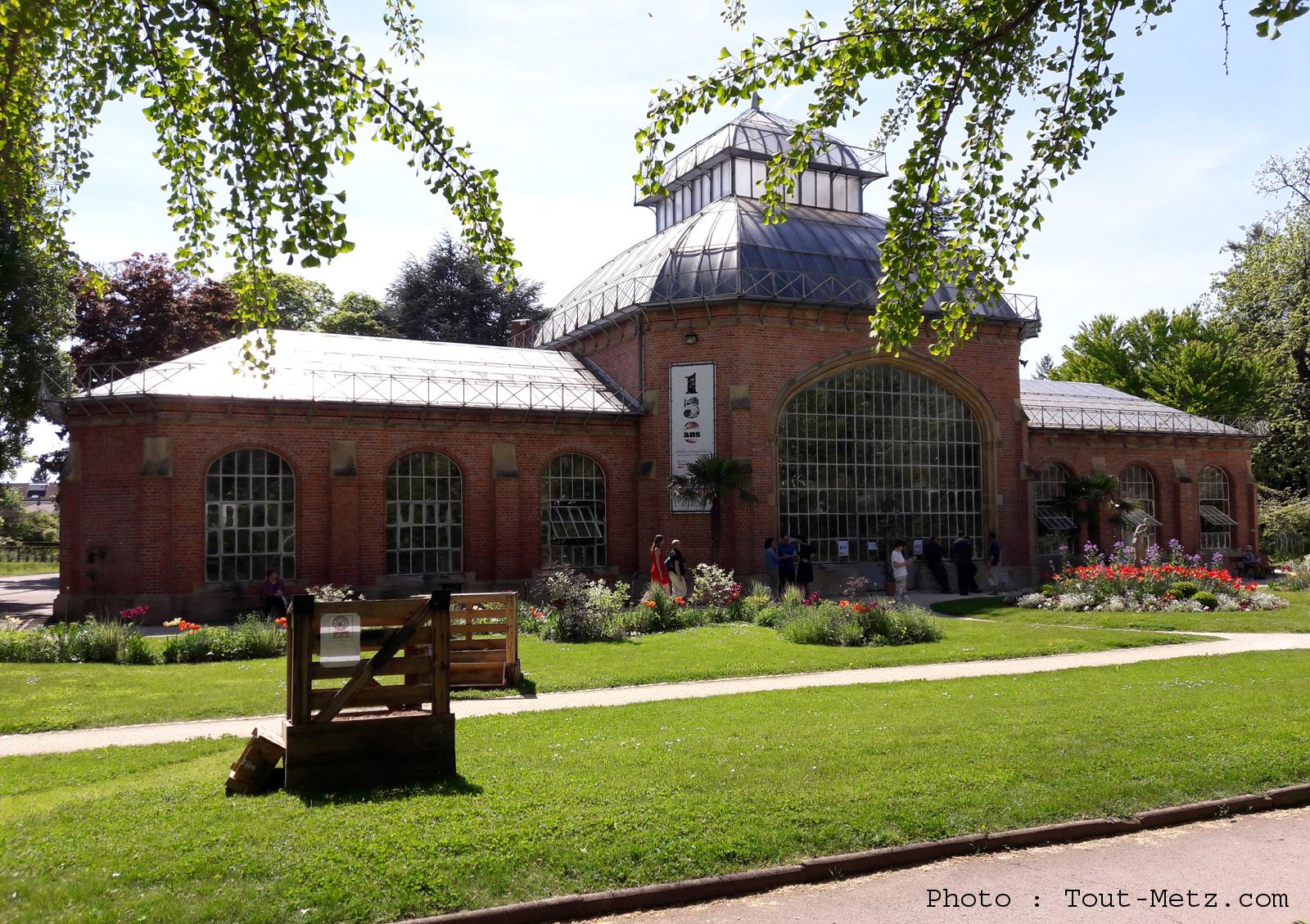 jardin botanique metz programme des animations pour