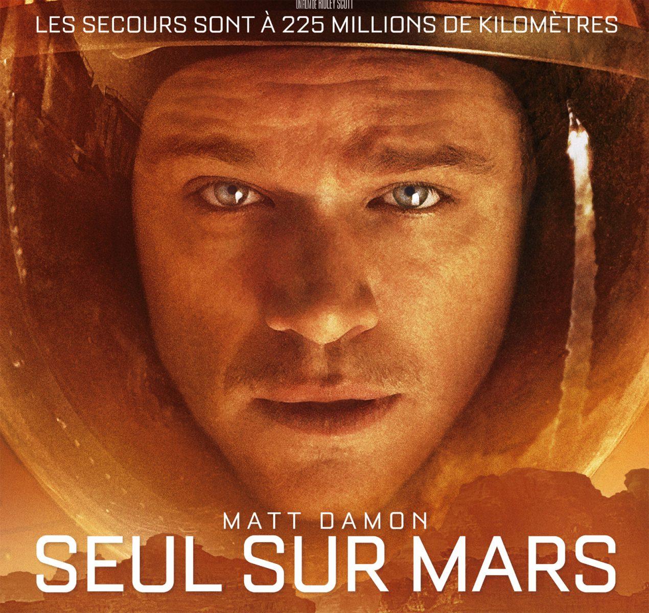 Cinéma plein air à Metz : la séance «Seul sur Mars» reportée