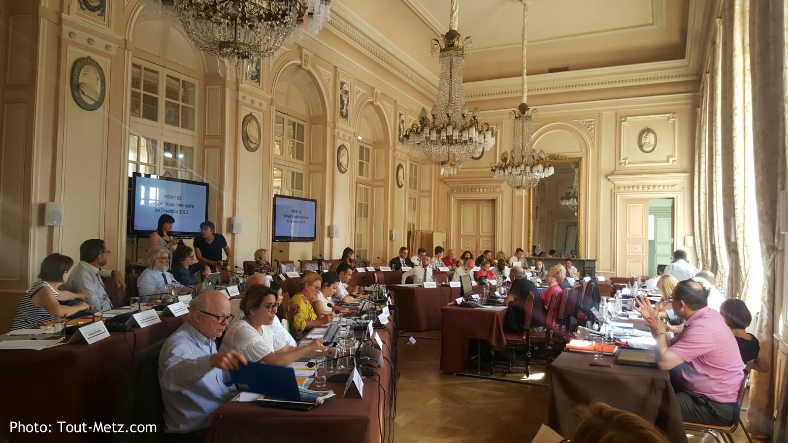 Du changement du côté des adjoints au maire à Metz