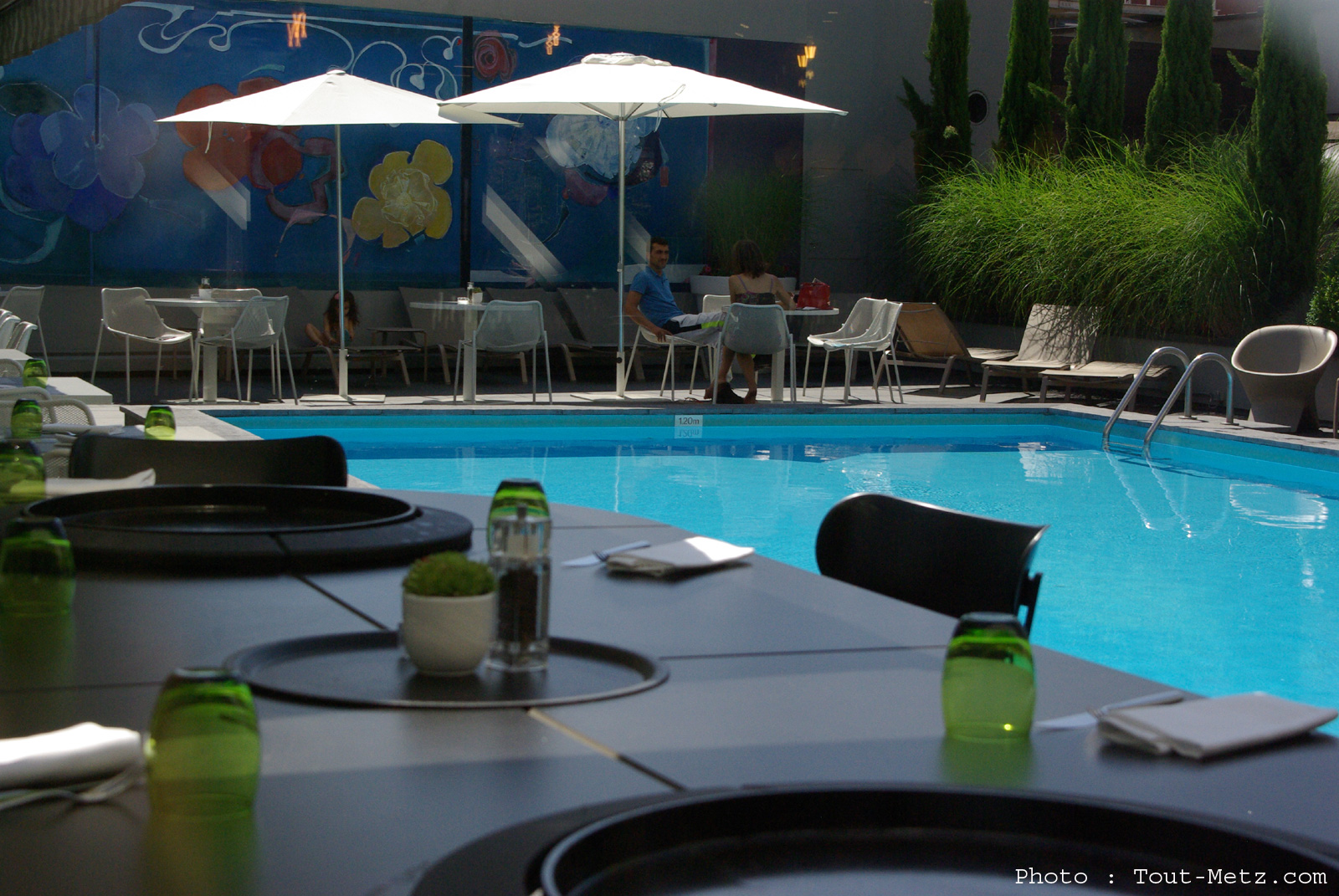 Restaurant avec piscine metz for Piscine de sarreguemines